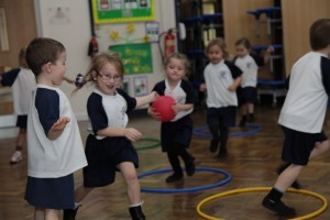 Being active in PE!