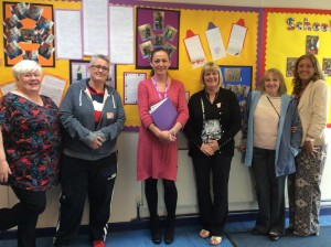 Some of our PTA members