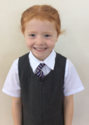 I am Betsy and I am looking forward to being a 'Shining Light' because I want to be a good role model to others.