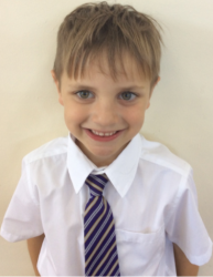I am Louis and I am looking forward to helping visitors by showing them around the school.