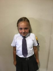 I am Iyla and I am looking forward to helping visitors by showing them around the school. I am also looking forward to having meetings about our school.