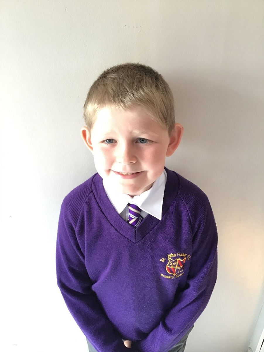 I am Mikey and I am thrilled to be a 'Shining Light'. I will make a fantastic 'Shining Light' because I like to help to make our school a better place. I love school and I want to make it more enjoyable for all of the children within our school community. Being a good role model is really important to me as I want to be someone that others look up to. I believe my strongest learning power is 'Empathy and Listening'. It is an honour to have been elected as a 'Shining Light' and I will always do my best for everyone.