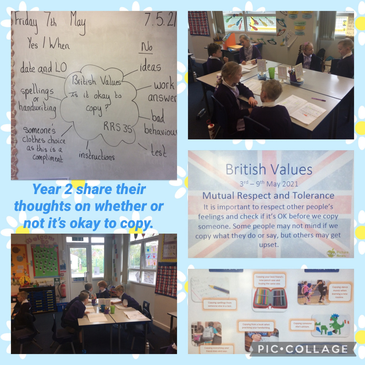 Year 2 - RRS and Talk Tuesday