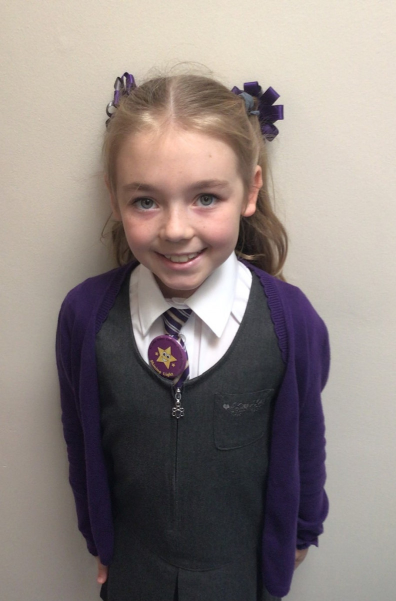 My name is Florence, I am confident and kind and I am not afraid to stand up for what is right. I enjoy engaging in and discussing key topics with my classmates and I will represent their views in meetings. Being a Shining Light is a dream come true.