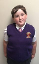 I am Harry-Les and I am pleased to be a Shining Light because it is a huge responsibility that I intend to take seriously. I will be an excellent role model to the younger and older children in school and I will lead by example with good behaviour at all times.