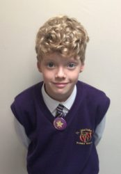 I am Jacob and I am proud to be a Shining Light, as I am an excellent role model, I get on well with all of my classmates and offer them support when needed. I will take the role seriously and make a difference.