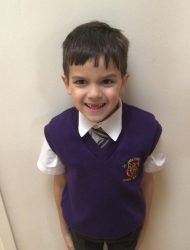 I am Leo and I am looking forward to being a Shining Light because I enjoy looking after people and looking out for them. I am thoughtful, funny and get on with people easily. I always try my hardest when completing work and I enjoy new challenges.