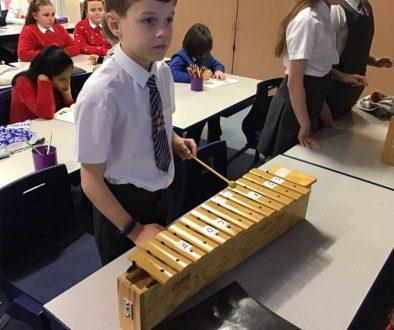 Y5 xylophone improvisations