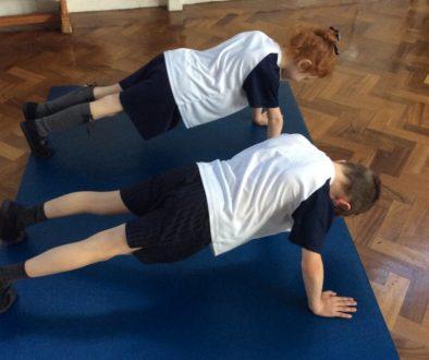 Year 3 Gymnastics4