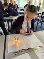 Year 6 electricity investigating changing the brightness of bulbs